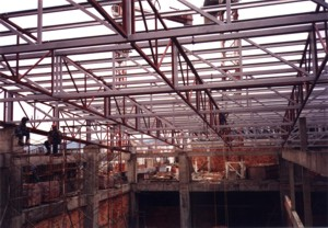 Maxsteel Steel Structures | NYC Contracts Sdn Bhd, Kuala